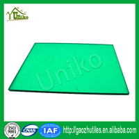 100% raw Bayer Markrolon extruded pc flat solid sheet polycarbonate solid sheet
