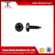 pan framing /modifile truss head phillips iron self tapping screw