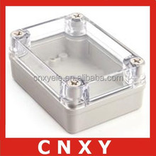 ABS Plastic waterproof sealed enclosure/box with ear model