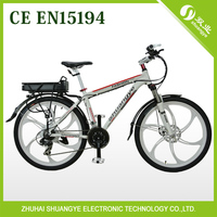 mountain electric bicycle lithium e bike batteries A6