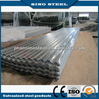 Tin color galvanized steel sheets for roofing
