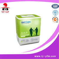 thx adult baby style diapers with free sample