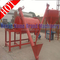 China High-efficiency dry mixed powder mortar production plant