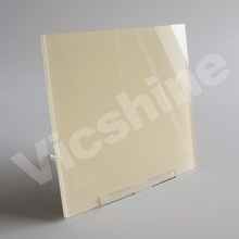 hot selling 4mm white silk screen printing glass table top/furniture glass/glass table top,silkscreen printing glass