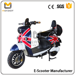 Eco-friendly Green Powful Electric Motorcycle CE Approved