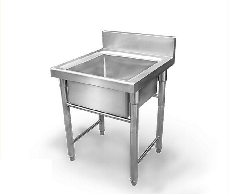 Steel Kitchen Sink Cabinet 500mm Commercial Industrial Stainless Steel