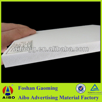 high density 14mm pvc polyethylene foam board