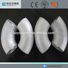 B 361 12'' SCH 40S 6061-T6 SR 90 Degree Aluminum Elbow