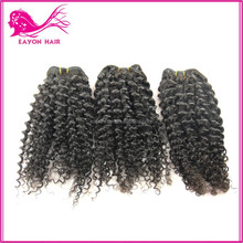 Hot chinese girl hair braid weft new products peruvian jerry curl hair