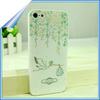 Peacock Animal Sex Girl Mobile Phone Case for iphone 5 5S 6