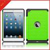 case for Apple iPad mini 4 protector cover, pc silicone cover for ipad mini 4