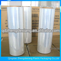 Hot sale self adhesive stretch film plastic roll