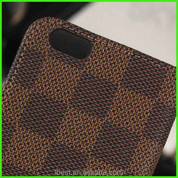 iBest Hot Sales Two Mobile Phone Leather Cases For Iphone6