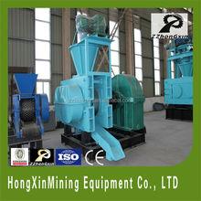 quality large capacity hydraulic charcoal dust press machine / briquette making machine