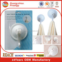 Strong Suction cup Plastic snap Magic suction cup hook