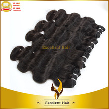 wholesale top quality chocolate body wave 100 percent indian remy virgin human hair