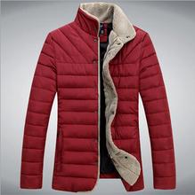 Cálido para hombre ropa de algodón acolchado con nuevos de algodón- acolchada ropa para hombres