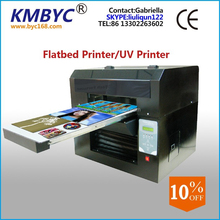 uv lamp printer,uv printer for ceramic tile/wood/ PVC / metal/ leather / other hard materials with white printing