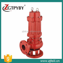 20m3/h submersible pump centrifugal pump for boil water transport