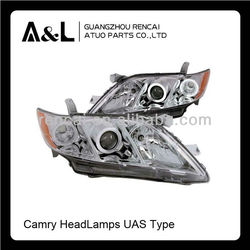 Auto Parts Accessories For Toyota Camry 2007 Headlamps.Camry Headlights Usa Type