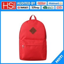 audited factory wholesale price brand name discounted backpack bag