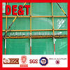 construction safety net(factory), safety fence, knotted polyester construction safety net.