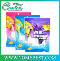 Wardrobe scented pouch deodorize hang fragrantbag