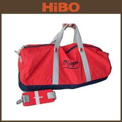 Deluxe Sports Duffle Bag Fashionable Travel Bag Guangzhou Manufacturer