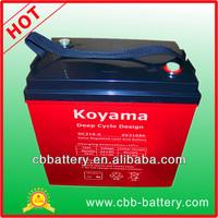 Electric Storage Batteries 6V210AH Wind Storage Battery