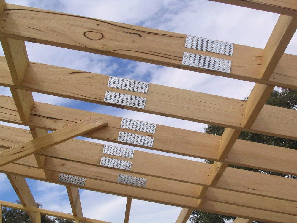 Gang Truss Nail Plate For Maple Timber Structural Fixings - Buy ...