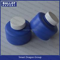 Skin safe Electoral ink make a permanent mark on finger