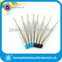 2014 High quality metal parker german gel ink refill ball roller pen pens