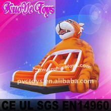 2011 tiger slide inflatable