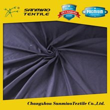 SANMIAO Brand good quality factory direct black white check fabric for t shirt WHCP-30