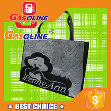 Decorative best price beautifull pp non woven laminated shopping bag for supermarket