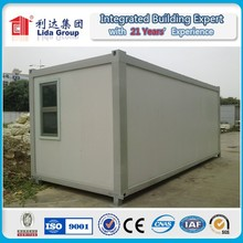 Canada Solid Economical Beach Hut Prefabricated Container House Price