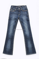 women factory price wholesale miss jeans