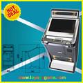 Nuevo metal de la llegada tragaperras de vídeo gabinete bingo juego de póquer máquina