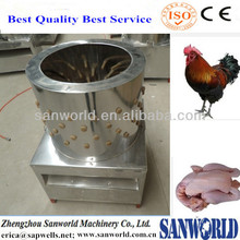 chicken plucking machine/goose plucking machine/Poultry slaughtering processing line