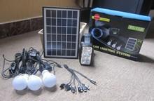 industrial solar power generator , protable charging battery solar system
