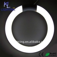 18W 300MM 30MM T9 SMD 3014 Circular LED Tube LED Circle Ring Light with External Power Supply