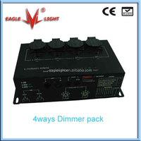 led christmas light dmx dimmer pack