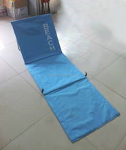 Fashion creative folding beach mat/folding beach mat/leisure beach mat