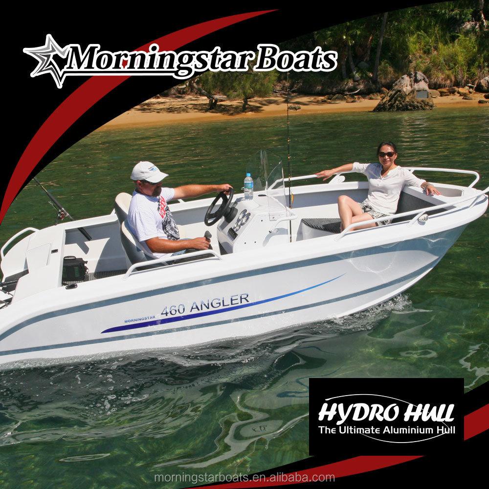 Small aluminum fishing motor boat buy small aluminum for Small fishing boats with motor