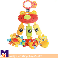 Shock toy car key baby games baby plastic keys toy for sale high quality