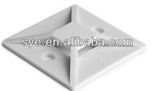 20*20 MM 25*25MM 30*30 MM 40*40 MM adhesive backed tie mounts