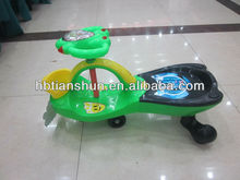 Children outdoor Toys- Swing car/ride on car