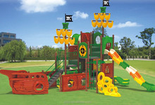 pirate ship playground equipment HA-05401