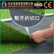 artificial grass importer used for tennis courts middle quality