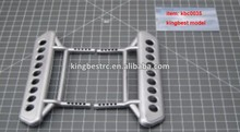 Silver Plastic Foot Padel for RC Off Road Car Parts 1/10 Crwalwer Factory Directly Supply